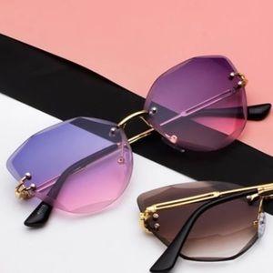 Women's purple/pink Sunglasses